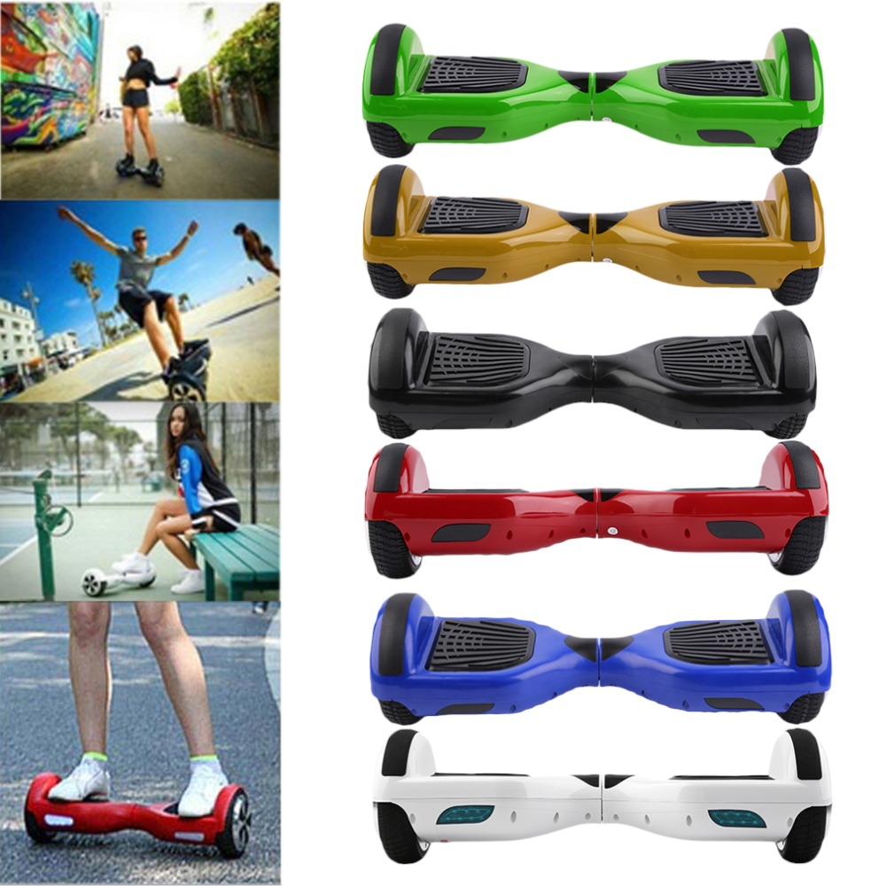 Hoverboard with LED light & remote controll