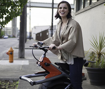 electric una cycle