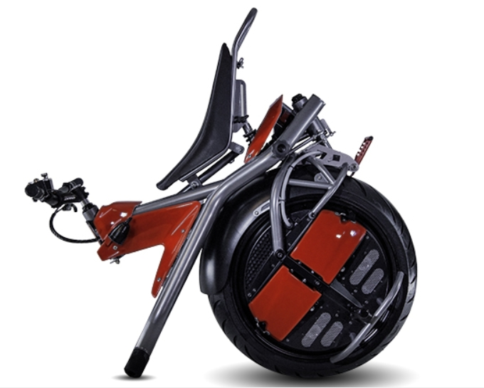 self blancing electric motor cycle una cycle