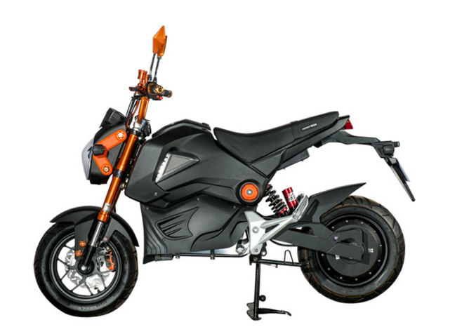 Electric City Motorcycle 72V 20AH
