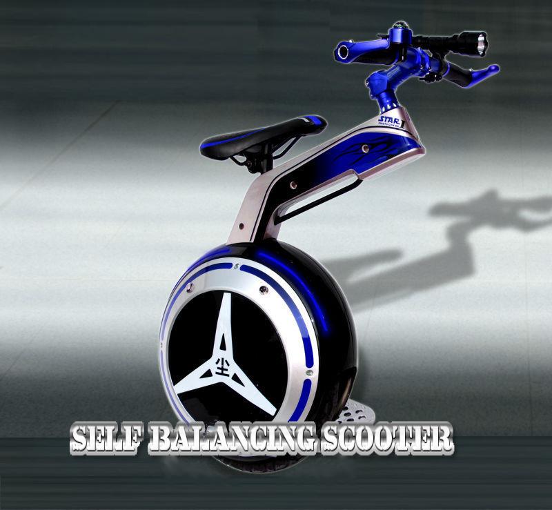 STAR1 Self Balance Scooter mileage 42km